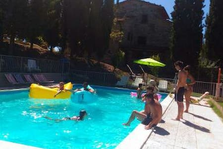 EXCLUSIVELY FOR PRIVATE PARTIES-HOLIDAYS FOR GROUP - Sansepolcro