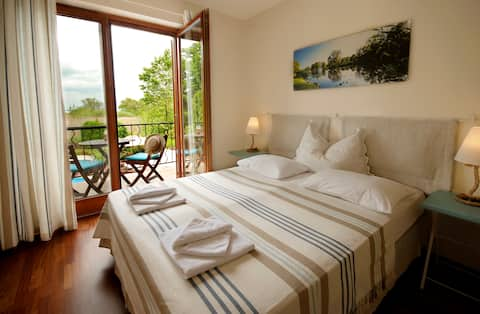 Charming eco b&b on the shore of Lake BALATON