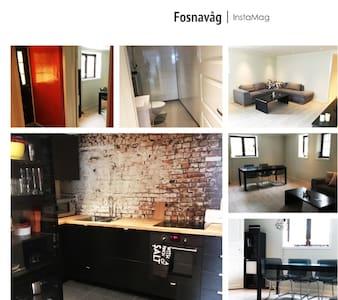 Solrun basement - Fosnavåg - Lakás