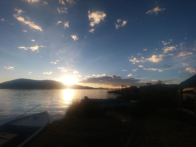 Misky Puñuy Lodging, Titicaca