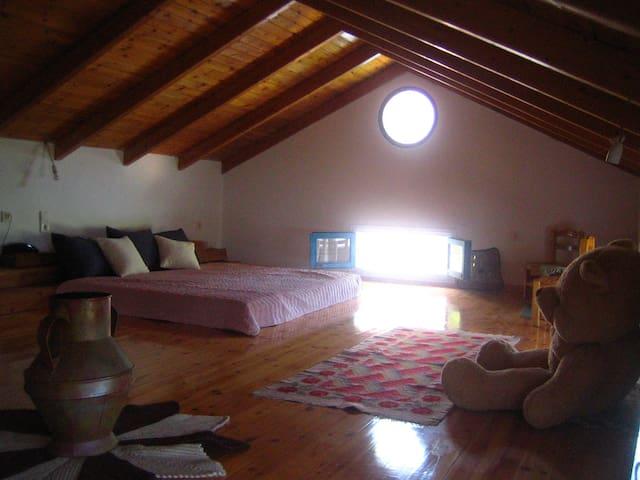 Ηρεμο σπίτι ή δωμάτιο Φρίκες-Ιθάκη - Ithaki - บ้าน