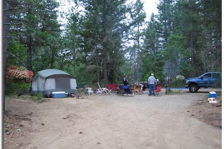 Beautiful Campsites in Southern OR - O'Brien - Khemah