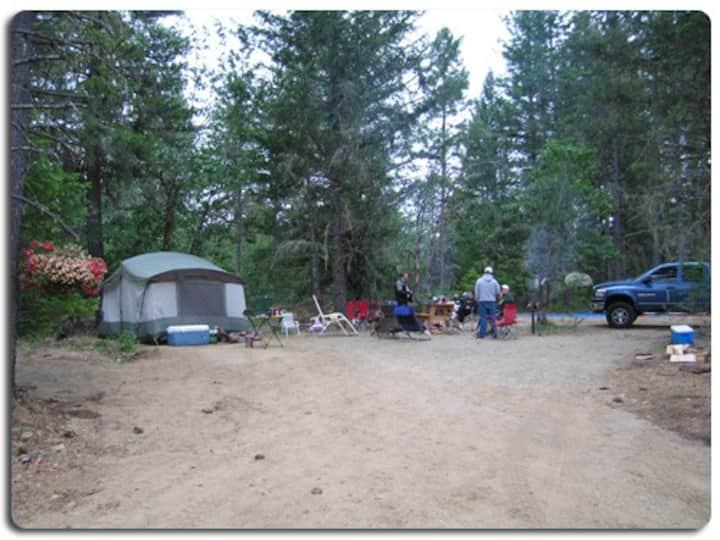 Multi-Tent Campsite (T3)