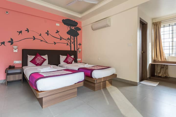 Serviced Apartments near Domlur @ 10% off
