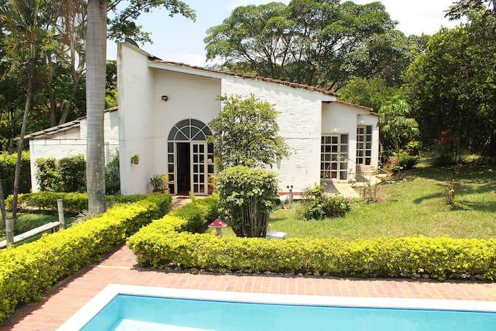 Casa Campestre - Jamundí - Vakantiewoning