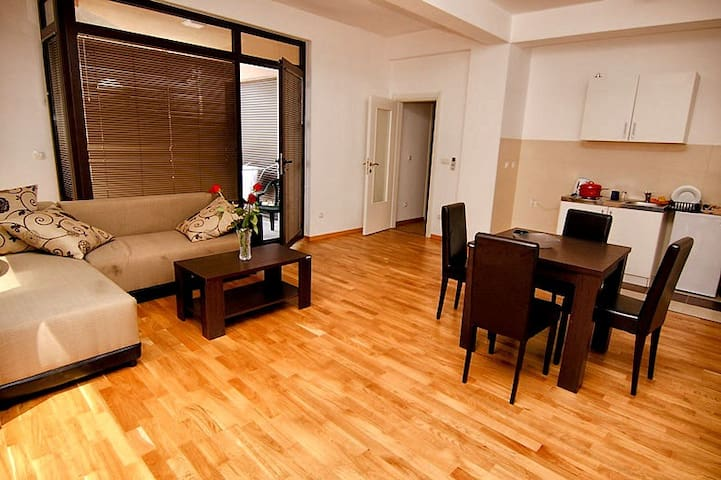 2bedr suite ground fl LAZAR Rafailo - Рафаиловићи - Leilighet