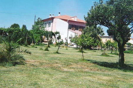 Lovely villa in the green romantica - Oristano - Villa