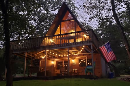 Wildwood Cabin on Table Rock Lake