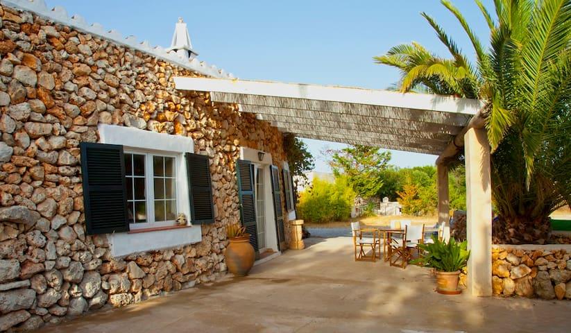 Casa rural con encanto en San Luis - Sant Lluís