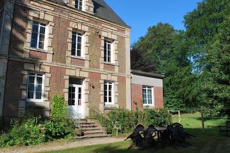 Le Bel event - Veauville-lès-Baons - Rumah