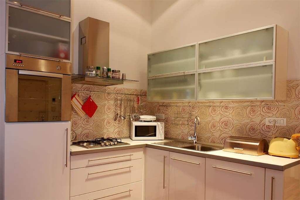 good equipment kitchen