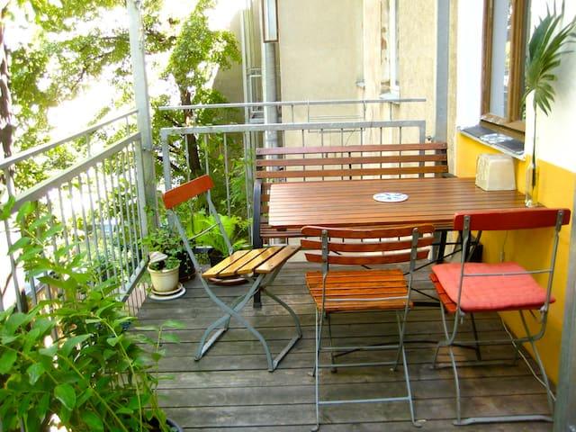 Apartment with wonderful terrace - เวียนนา - อพาร์ทเมนท์