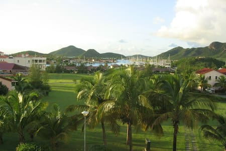 Resort Villa in Jolly Harbour (Villa Juliet) - St. John'S
