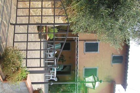 Appartamento immerso fra gli olivi - Monte A Pescia - Leilighet