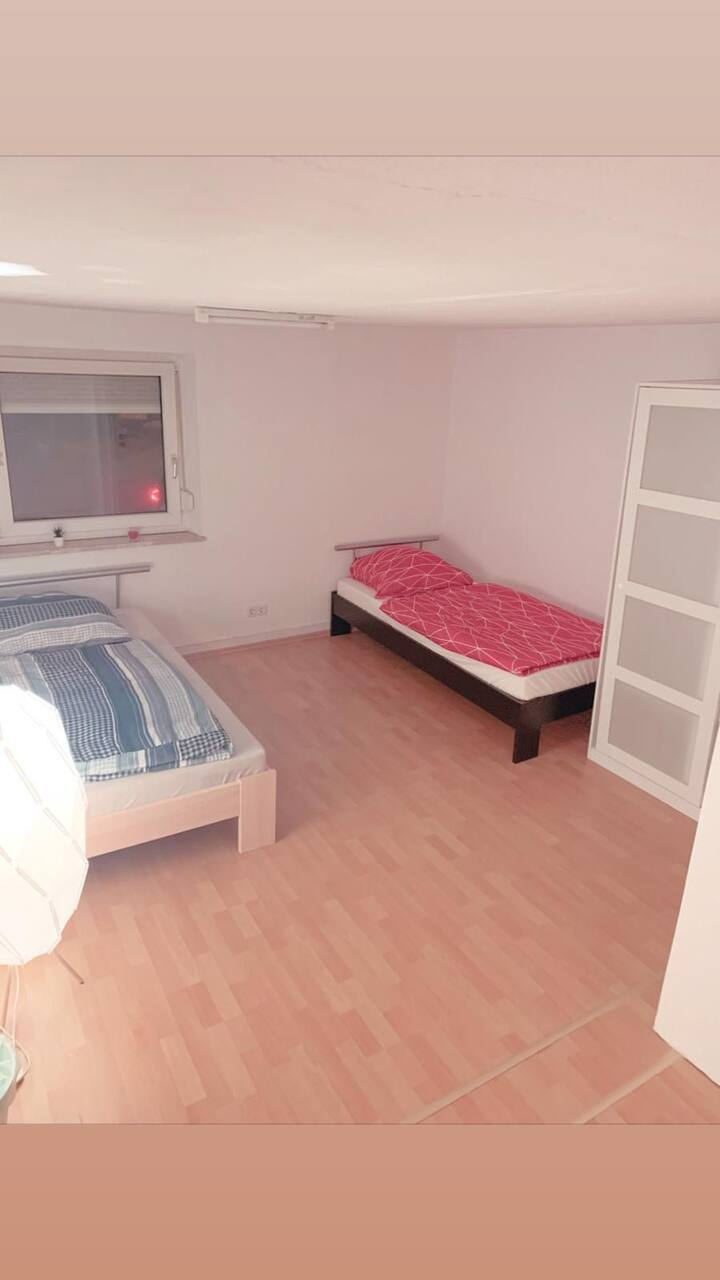 Charmantes Altbau Privatzimmer in Ulm