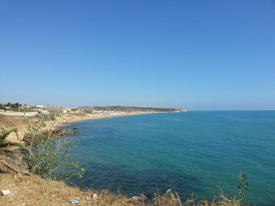 Il Mare di fronte la Casa vacanze maree