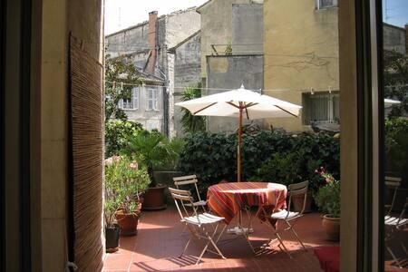 Chambre plein centre Avignon 1 Pers