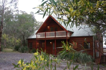 Wallaroo Spa Lodge, Eaglereach - Vacy