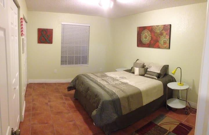 Brand New & Large Room !!! Amazing Location !!!