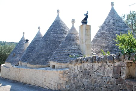 A trullo to regenerate yourself - Cisternino