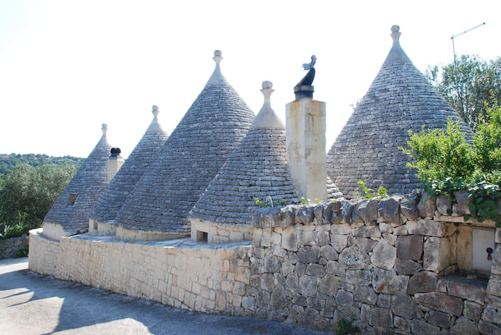 A trullo to regenerate yourself