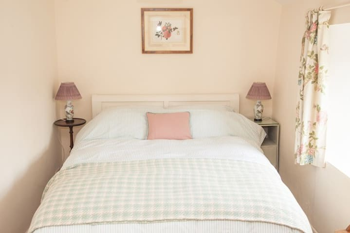 Lovely double room. - Buckland St. Mary's - Bed & Breakfast
