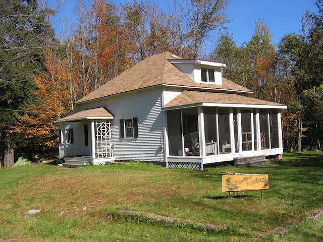 Adirondack Park: high peaks home! - Elizabethtown - House
