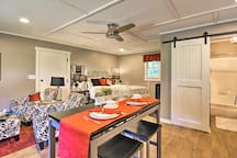 You'll love the open-concept layout.