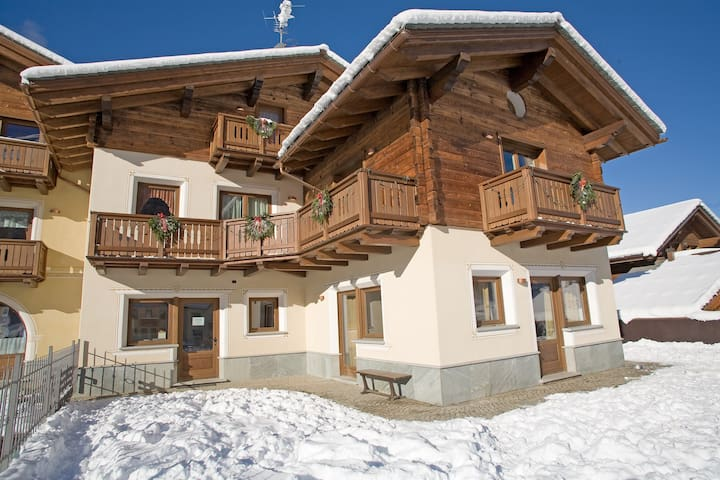 HAPPY DAYS HOUSE  - Livigno - Leilighet
