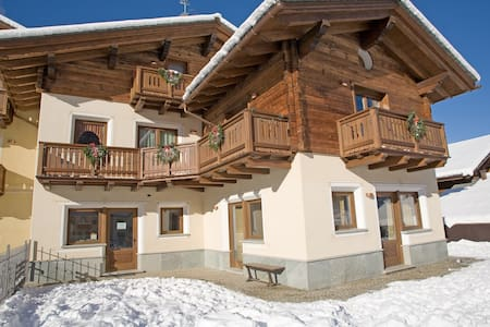 HAPPY DAYS HOUSE  - Livigno