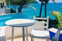 Esta es la vista que tendrás desde nuestra piscina!