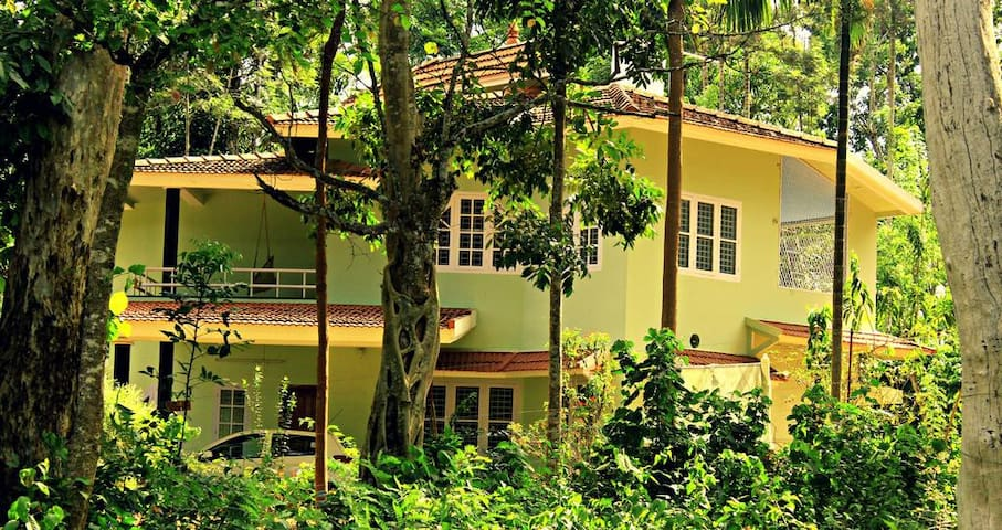 Your hideout in the Jungles of Wayanad