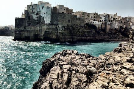 Caratteristica suite in Puglia - Polignano A Mare - Leilighet