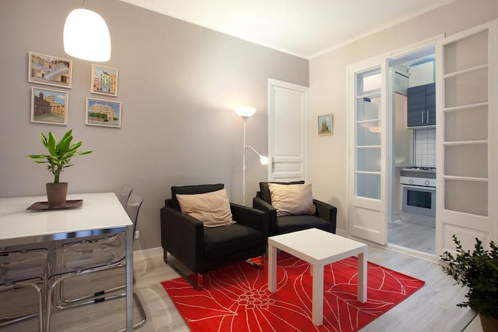 Apartment For Rent Near Camp Nou