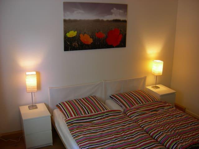 Modernes 2-Zi-Apartment WLAN /Messe - Hanover - Apartament