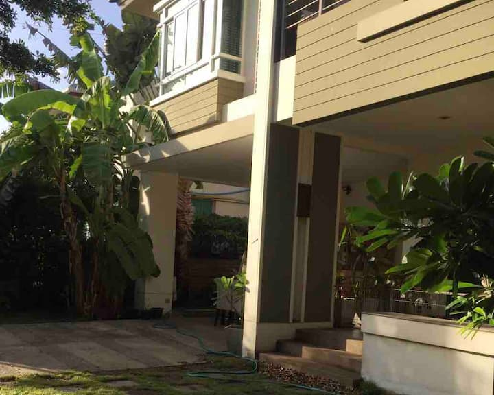 House with  2 bedrooms near Airport