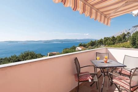Holiday apartment with 1 bedroom on 48m² in Orebic