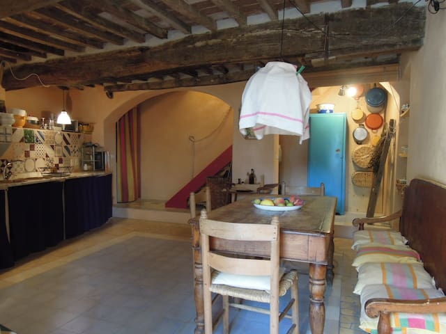 TUSCANY, HOME in MEDIEVAL MAREMMA