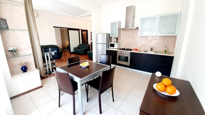Modern one bedroom apartment - 23 Khreshchatyk str