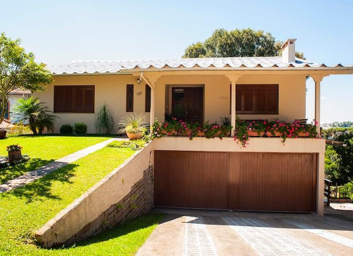 Casa Aconchegante em Bento Gonçalves - RS