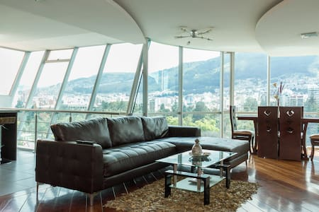 *ALL IN ONE*3BD*MODERN*LUXURY*WIFI* - Quito