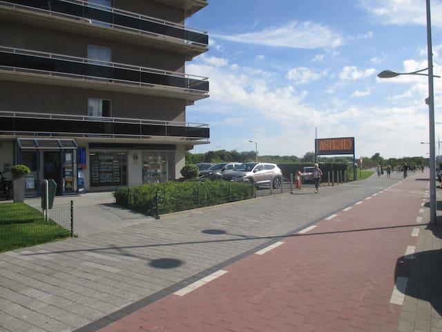 Residentie Astrid, toplocatie in Bredene
