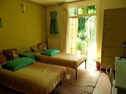 Mout 's Room, sala de jardim atmosférico