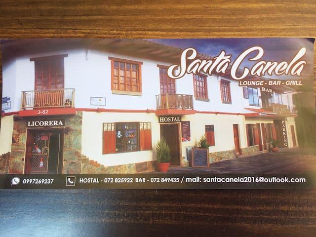 Hostal Santa Canela
