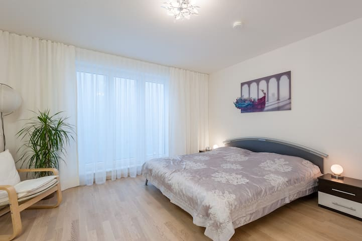 Luxury flat with Kitchen& Whirlpool - Monachium - Apartament