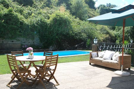 Room in the Deep Nature of Sintra - Sintra - Bed & Breakfast
