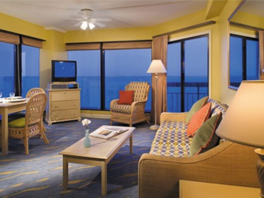 One Bedroom Suite At Beach Villas For In Myrtle South Carolin