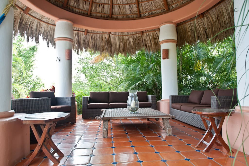 Casita jardin at casa caracol apartments for rent in for Casa jardin sayulita