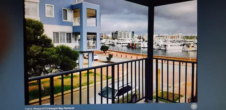 Mandurah Marina 3 bedroom Townhouse
