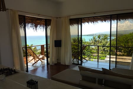 Sea view. Two-storey apartment 1 - Boracay